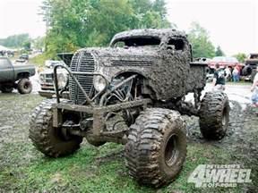 Custom Mud Truck Wheels Rat Rod Mud Truck 4x4 Trucks Trucks The O