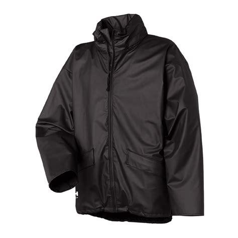 Pch Shop - helly hansen regenjacke voss 70180 black regenkleidung wetter und