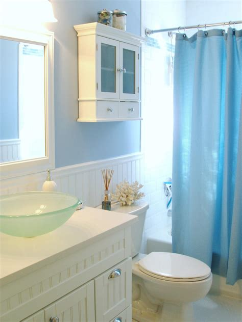 Beachy Bathroom Ideas - 12 stylish bathroom designs for bathroom ideas