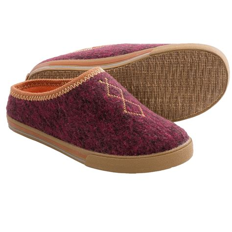 m s slippers acorn crossroad mule slippers for save 63