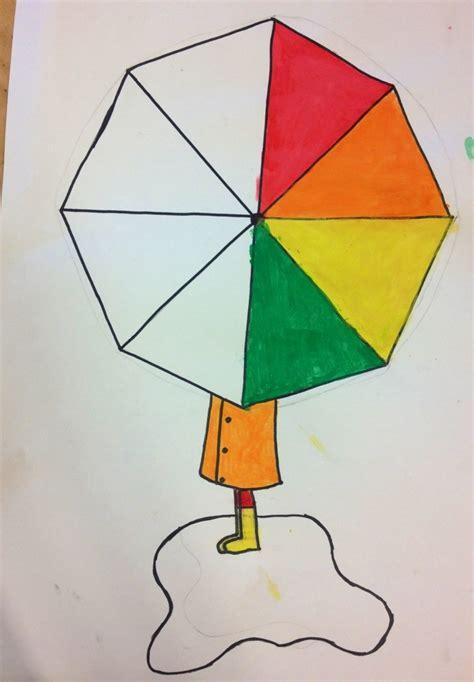 color wheel umbrella rainbow umbrellas tinyartroom