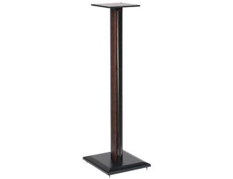 sanus 36 quot series wood pillar bookshelf speaker