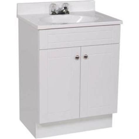cheap glacier bay naples espresso white vanity combo at