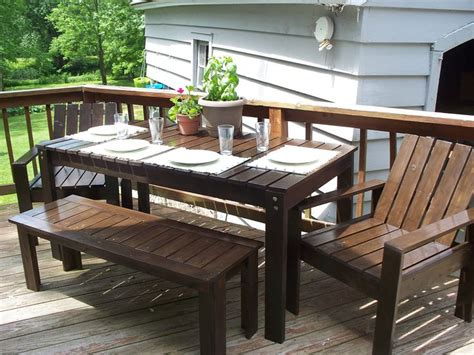 do it yourself patio furniture pin by angie kennedy on home projects dining sets furniture and do it yourself
