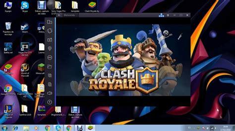 descargar clash royale para pc clash royale todo sobre clash royale para pc tecnomundo