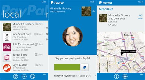 Paypal Now Accepts Prepaid Gift Cards - paypal for windows phone in store payments offers