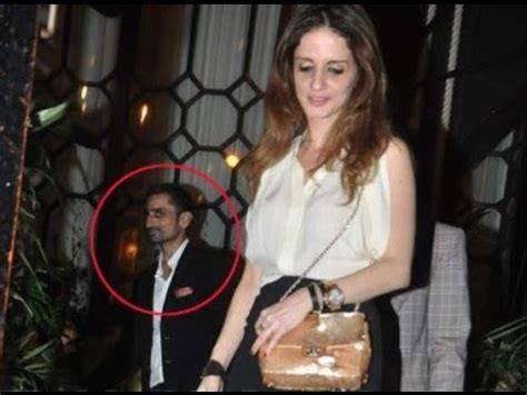 Suzanne Khan Roshan Interior Designer breaking news suzanne khan spotted with a mystery at