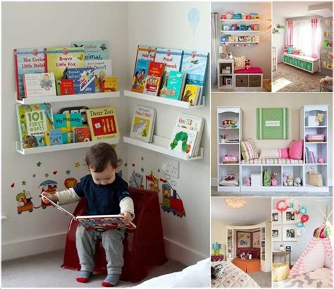 How Do I Hang Curtains 15 creative ways to design a reading nook for your kids