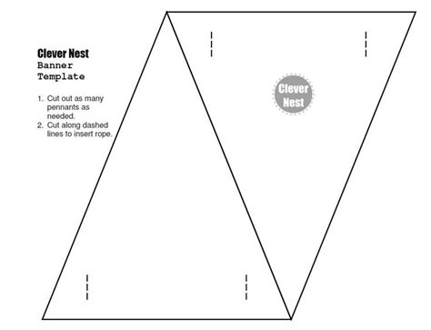 printable paper bunting template 154 best images about pattern printables on pinterest