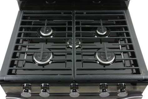 whirlpool gas range reviews whirlpool wfg540h0as freestanding gas range review