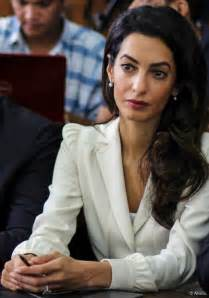 lawyer up work smarter dress sharper bring your a to court and books amal clooney in gucci for the day in amal
