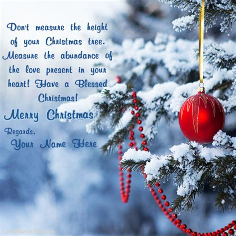 write    beautiful merry christmas wishes messages image