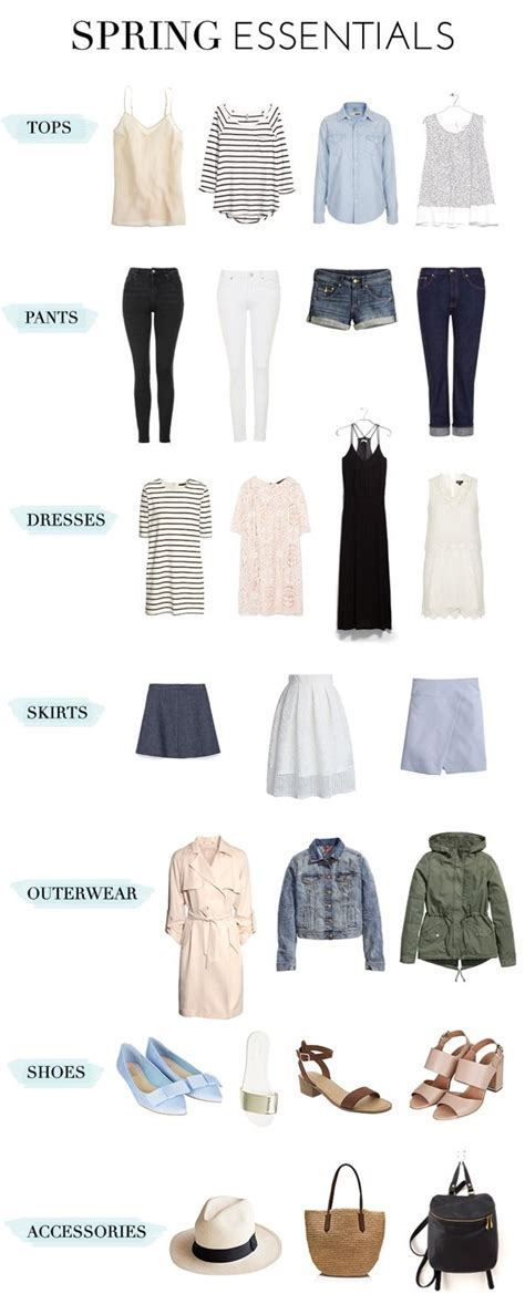 Wardrobe Essentials by 10 Best Ideas About Closet Essentials On Basic