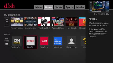 how to 4k netflix and on any tv with dish
