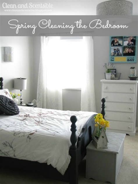 spring cleaning tips for bedroom how to clean the master bedroom clean and scentsible