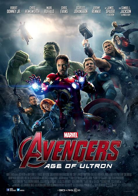 film marvel tayang 2015 avengers age of ultron to get an extended cut on home
