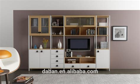 Plywood/mdf/particle Board Tv Cabinet Design In Living