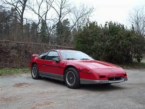 Pontiac Fearo 1986 Pontiac Fiero Exterior Pictures Cargurus