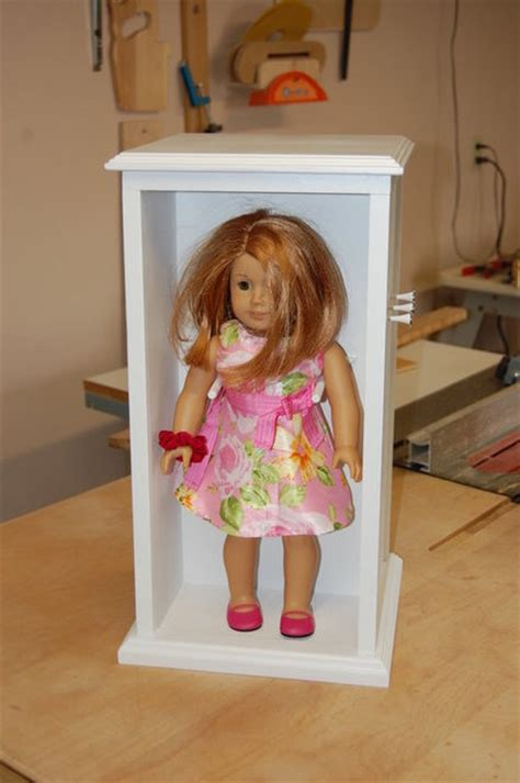 american 18 quot doll cabinet my version by gbrown4