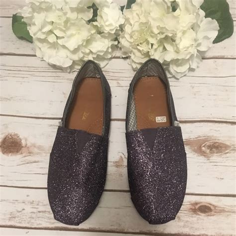 sos shoes 73 sos shoes 5 for 25 sale grey glitter shoe like