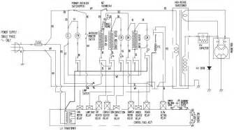 daewoo koc154k9a27 microwave oven circuit diagram how to troubleshoot electro help