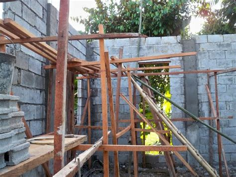 how to go about building a house building a concrete block house part 3 philippines