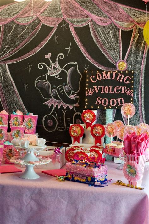 Circus Baby Shower Ideas by Circus Baby Shower Ideas