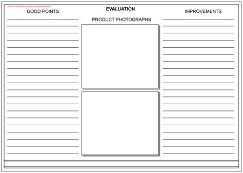 design criteria exle ks2 writing an evaluation