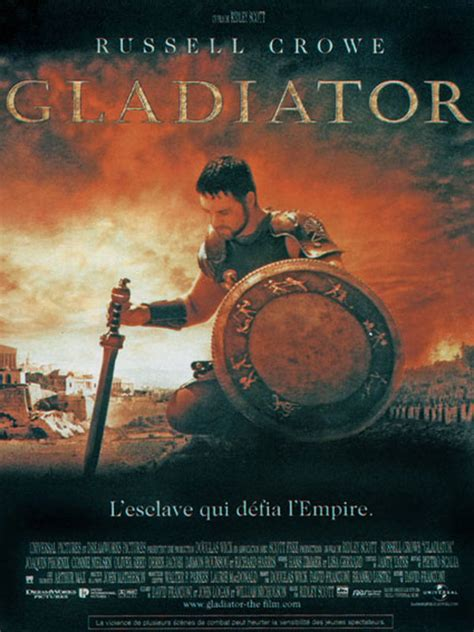 film gladiator streaming hd gladiator film 2000 allocin 233