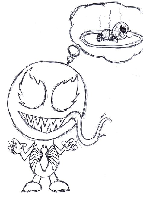 free printable venom coloring pages free coloring pages of venom