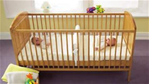 Crib Separator by Funky Things Made Just For Triplets Quads