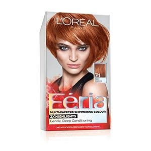 feria reds in real life f 233 ria application instructions at home hair coloring l