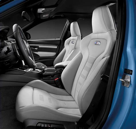 leather upholstery trim the all new bmw m3 sedan saloon interior upholstery full