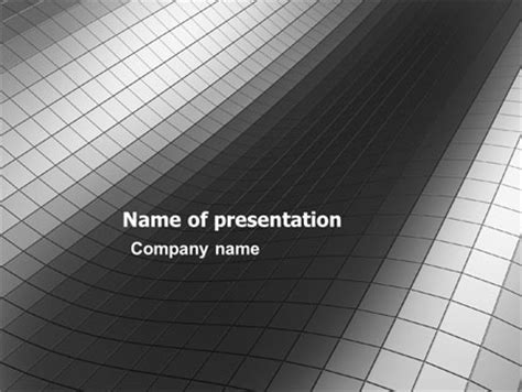grayscale template grayscale powerpoint template backgrounds 04986
