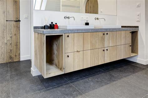 Ideeën Met Steigerhout badkamer idee steigerhout