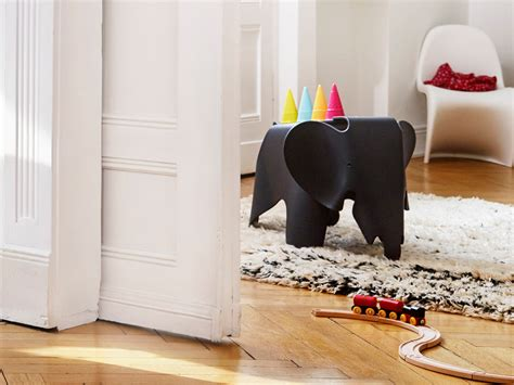 Kitchen Islands Clearance Buy The Vitra Eames Elephant Black At Nest Co Uk