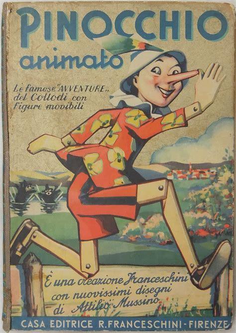 libreria giulio cesare pinocchio animato libreria antiquaria giulio cesare