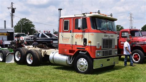 truck ohio ohio vintage truck jamboree