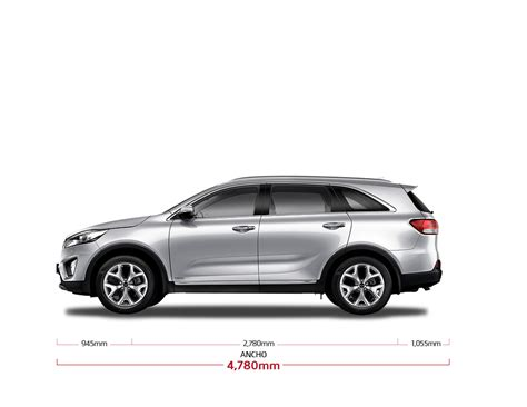 Kia Sorento Width New Sorento Specs Road Vehicle Kia Motors Hong Kong