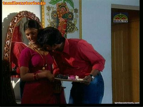 husband and wife bedroom scene hot first night hot bed room scene in maa tv