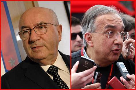 presidenti d italia tavecchio e marchionne presidenti d italia