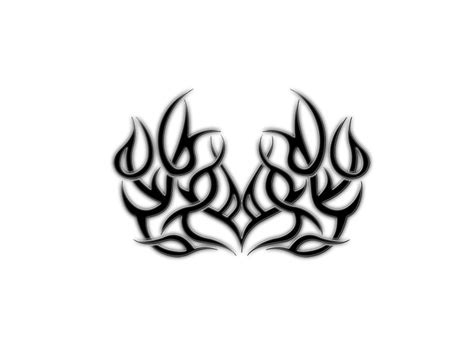 free designs tribal fire tattoo wallpaper cliparts co