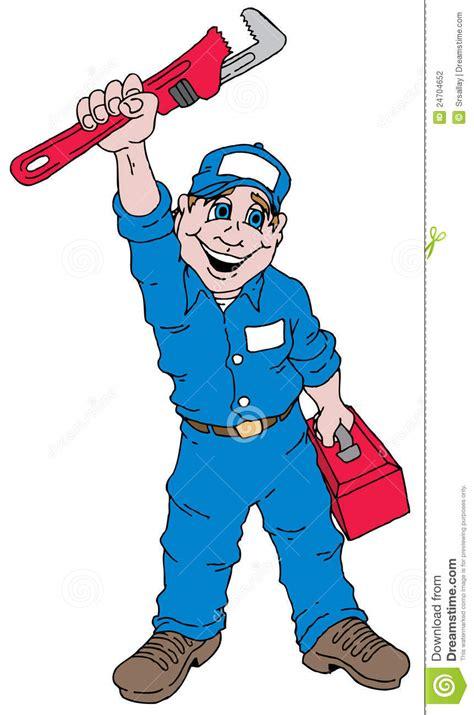 Plumbing Guys by Plumber Stock Photography Image 24704652