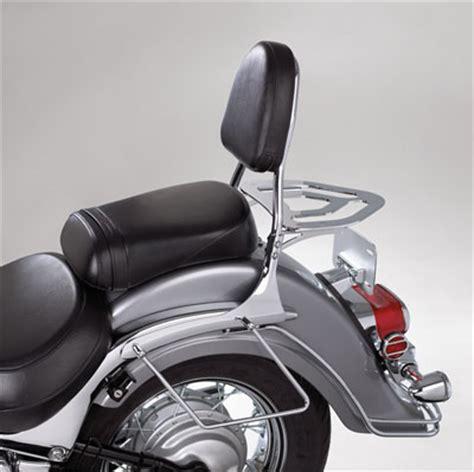 Backrest For Suzuki Boulevard C50 Meancycles Passenger Backrest For Suzuki 01 08 Volusia