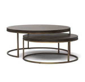 nesting coffee table best 25 gold coffee tables ideas on