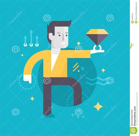 best customer experience best customer experience stock vector image 43993702