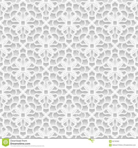 3d Image Pattern