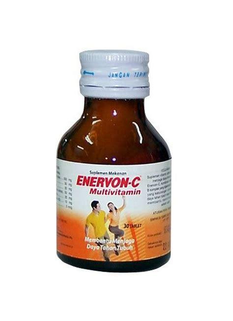 Suplemen Enervon C enervon c vitamin btl 30x1200mg klikindomaret