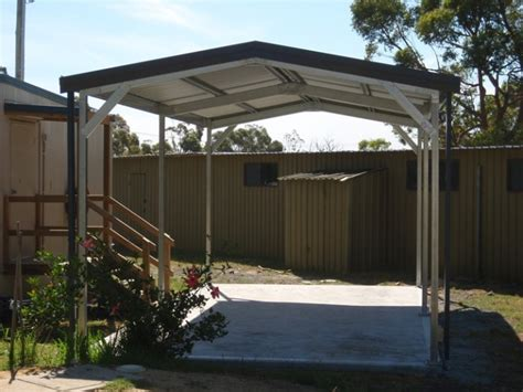 Car Port Roofing by Shed Roof Carport Diy Faru