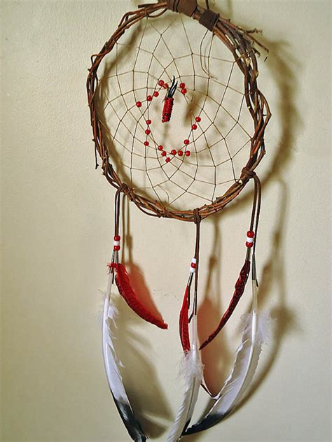 Handmade American Dreamcatchers - authentic dreamcatcher american by cayugaconcepts